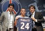 Oficialu: M.Veratti tapo PSG nariu