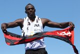 Sprinteris U.Boltas naują sezoną pradėjo pergalingai