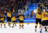 Ilgas ir stebuklingas Vokietijos rinktinės kelias iki olimpinio finalo