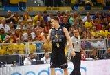 M.Grigonis ir Š.Vasiliauskas Ispanijoje pelnė po vienodai taškų