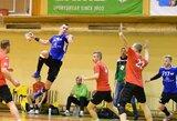 """""""VHC Šviesos"""" rankininkai beveik prarado viltis patekti į Europos Iššūkio taurės turnyro ketvirtfinalį"""