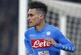 """Įvarčių lietus Italijoje ir triuškinanti """"Napoli"""" pergalė prieš """"Lazio"""""""