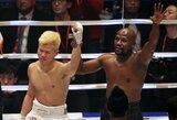 T.Nasukawa nutraukė tylą po pralaimėjimo F.Mayweatheriui