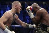 UFC pradėjo pinigų grąžinimą žmonėms, kurie susidūrė su problemomis stebint C.McGregoro ir F.Mayweatherio dvikovą