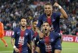 Nuo UEFA rūstybės bėgantys PSG surinko reikiamus 60 mln. eurų