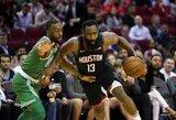"""""""Rockets"""" žvaigždžės į varžovų krepšį įmetė 78 taškus"""