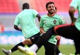 """""""Man City"""" žaidėjas B.Silva išreiškė susižavėjimą J.Mourinho"""