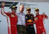 Drama Austrijoje: L.Hamiltono gedimas, naujas čempionato lyderis ir pirma M.Verstappeno pergalė sezone