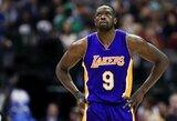 """L.Dengo kančios baigtos: puolėjas sutarė su """"Lakers"""" dėl sutarties išpirkimo"""