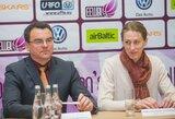 Vilnius pasiruošęs Rytų Europos moterų krepšinio lygos turui
