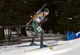 T.Kaukėnas praleis sezono startą: biatlonininkas užsikrėtė koronavirusu