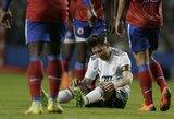 """J.Zanetti: """"L.Messi tenka didesnis spaudimas laimėti pasaulio čempionatą nei anksčiau"""""""