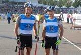 Pasaulio vasaros biatlono čempionate K.Dombrovskis – 13-as