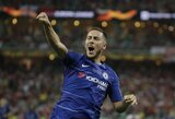 "Paaiškėjo, kam atiteks dešimtasis E.Hazardo numeris ""Chelsea"" gretose"