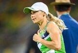 L.Asadauskaitė pagerino olimpinį rekordą, australė sukūrė sensaciją