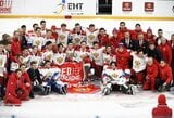 Pirmajame Euroturo turnyre – Rusijos ledo ritulio rinktinės triumfas