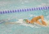 Plaukikas D.Rapšys užtikrintai pateko į Universiados pusfinalį