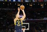D.Sabonis greičiausiai praleis dar vienas NBA rungtynes