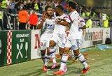 """""""Monaco"""" klimpsta į turnyrinės lentelės dugną Prancūzijoje"""