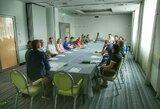 Rinktinių trenerių susitikime – kalbos apie glaudesnį bendradarbiavimą ir personalo svarbą