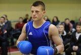 Lietuvos boksininkai startuos pasaulio jaunimo čempionate Jerevane