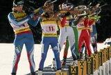 IBU biatlono taurėje lietuviams į persekiojimo varžybas patekti nepavyko