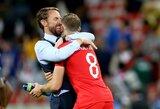 """J.Hendersonas giria G.Southgate'ą: """"Jis suteikė identitetą Anglijos rinktinei"""""""
