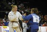 Intensyvų savaitgalį Lietuvos dziudo kovotojai baigė be medalių