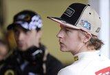 """K.Raikkonenas: """"Grįžti su greitu bolidu yra daug lengviau"""""""