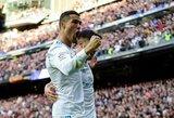 """C.Ronaldo pasiūlė, kaip """"Real"""" išspręsti problemas puolime"""