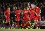 """Pirmoji nesėkmė: """"Chelsea"""" namuose nusileido """"Liverpool"""" klubui"""