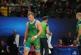 Pasaulio jaunimo imtynių čempionatą lietuviai pradėjo nesėkmingai