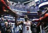 Kokia kiekvienos NBA atkrintamųjų poros sensacijos tikimybė?