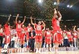 """ABA lygos finale – triuškinama """"Crvena Zvezda"""" ekipos pergalė, iškovotas kelialapis į Eurolygą ir sirgalių sukelta sumaištis"""