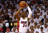 "Legendinis NBA snaiperis gali prisijungti prie ""Warriors"""