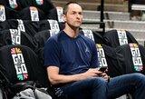 A.Karnišovas dėl trenerio posto kalbasi su NBA klubų asistentais