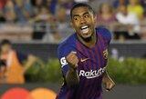 """Malcomas paneigė gandus, jog nori palikti """"Barcelona"""""""
