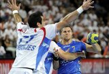 """Bresto """"Meškov"""" pergalingai pradėjo EHF vyrų rankinio taurės antrąjį atrankos etapą"""