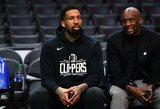 """""""Nets"""" įsigijo laikinai K.Duranto vietą užimsiantį puolėją"""