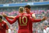 """""""Bayern"""" iškovojo sunkią pergalę mače prieš """"Augsburg"""""""