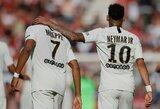 T.Tuchelis negalėjo pažadėti, jog K.Mbappe ir Neymaras liks PSG gretose