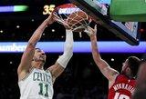 """E.Kanteris: """"Man skaudu, kad mane ignoruoja NBA žaidžiantys turkai"""""""