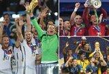 EURO2020 burtai: mirtininkų grupėje – Vokietija, Prancūzija ir Portugalija