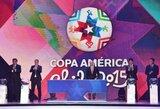 """""""Copa America 2015"""": grupės ir rinktinės"""