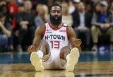 """Hornets"" nokautavo ""Rockets"" galingu spurtu mačo pradžioje"