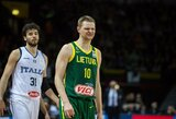 Krepšinio sirgaliams – galimybė vykti su Lietuvos rinktine į Ispaniją