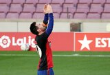 "R.Koemanas ragina ""Barcelonos"" atstovus nustoti kalbėti apie L.Messi"