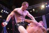 """L.Urbonavičiaus kova prieš UFC patirties turintį brazilą neįvyks, jį pakeis """"Bellator"""" čempiono skriaudikas"""