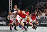 Susipažinkite: kuo ypatingos 3x3 krepšinio taisyklės?
