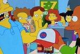"""Iš NBA autsaiderių pasityčiojo animacinis filmukas """"Simpsonai"""""""